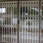 Safe door security
